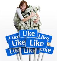 Tăng like fanpage facebook mỹ phẩm