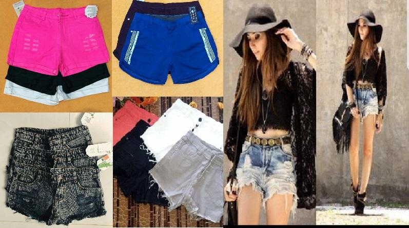 Bán lô quần short xé,rách thời trang hè với giá bán sỉ,rẻ 29k