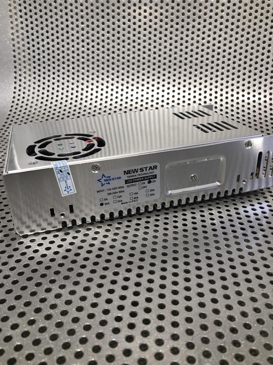 Cách lựa chọn và cách đấu nguồn led , nguồn 12v dùng cho camera và led trang trí