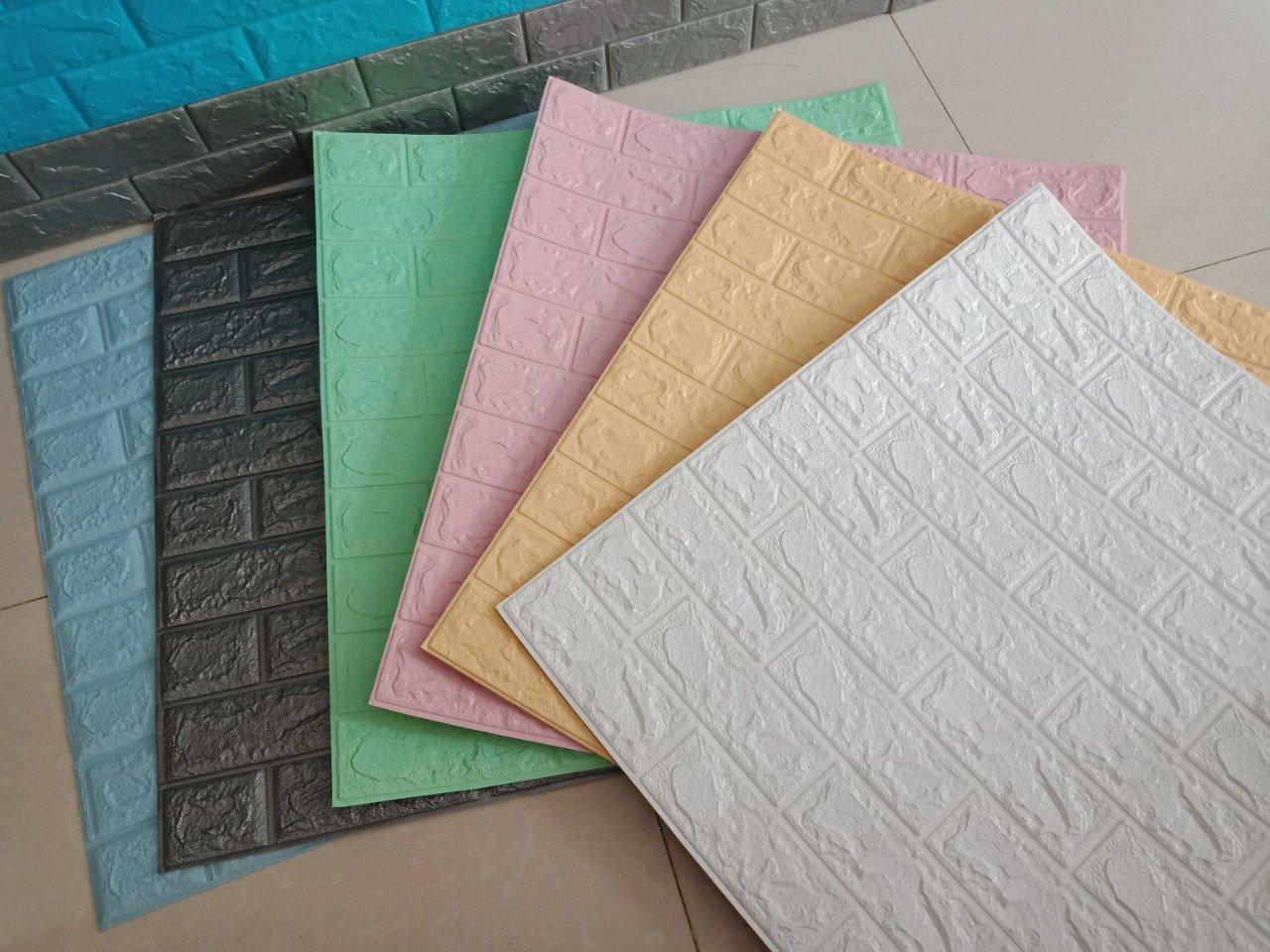 Chia sẻ mẹo giúp xốp dán tường nhà bạn luôn bền đẹp