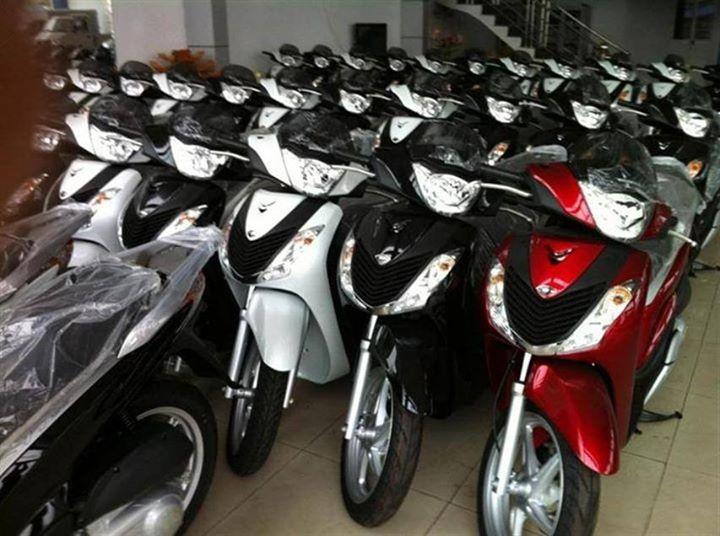 Chuyên bán các loại xe máy như: - honda sh - xipo - satria lh:..