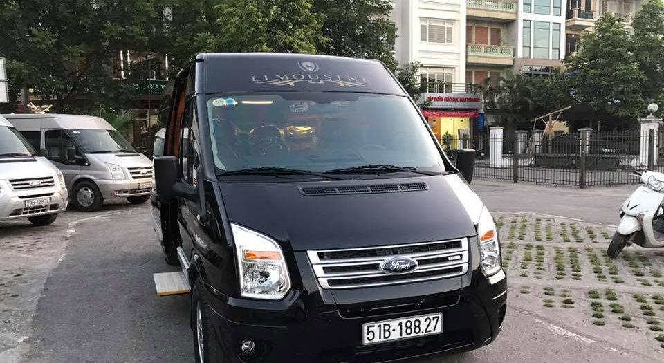 Dịch vụ cho thuê xe fuso loại 12 chổ và 19 chổ chất lượng cao