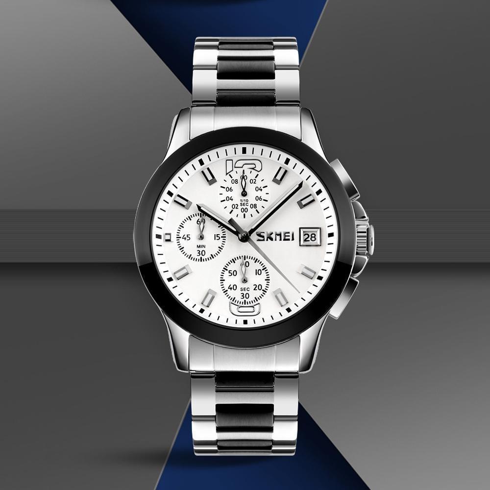 đồng hồ skmei 9126 - đồng hồ nam nữ giá rẻ hoàng trung