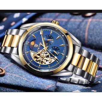 đồng hồ tevise 795a - đồng hồ nam nữ giá rẻ hoàng trung