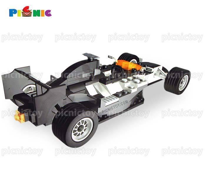 Mega bloks - bộ ráp hình xe đua f1 - serie carbon