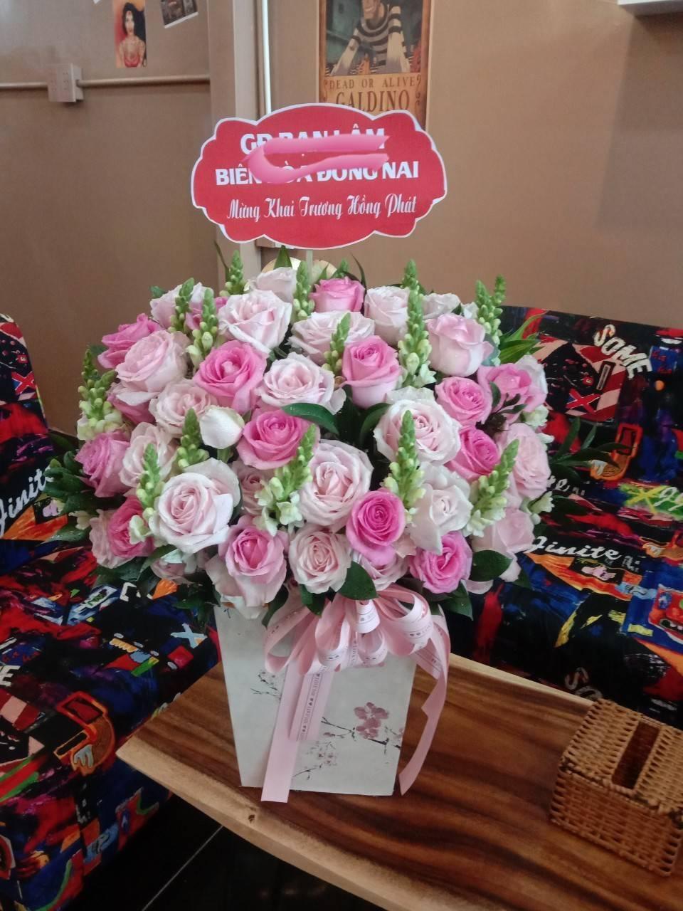 Shop hoa tươi misshoa.com - điện hoa tươi online