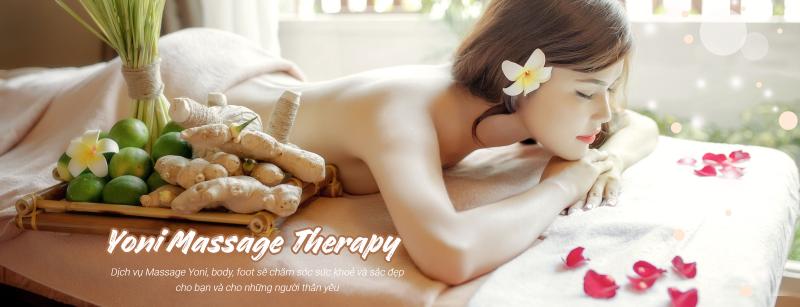 Quy trình đặt làm massage yoni cho nữ tại nhà