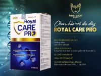 #1 royal care pro - thuốc giảm đau bao tử số 1 vn