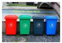 3 dung tích thùng rác nhựa công cộng hàng nhập khẩu, giá sale từ 230k