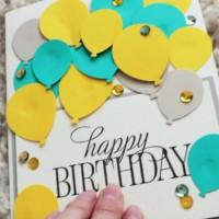 40+ cách làm thiệp sinh nhật handmade độc đáo