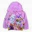 áo khoác gió bé gái công chúa elsa & anna (1-7 tuổi)