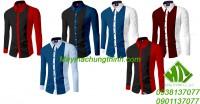 áo sơ mi đồng phục giá rẻ -áo sơ mi giá rẻ tại huế-0903501237