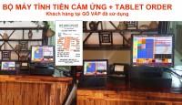 Bán máy tính tiền cảm ứng cho nhà hàng quán nhậu