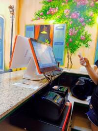 Bán combo máy tính tiền giá rẻ cho quán café tại phan thiết