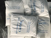 Bán vôi bột ca(oh)2 98% | canxi hydroxit 98%