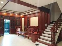 Bán biệt thự siêu đẹp trần kim xuyến, cầu giấy, 234m2, mặt tiền 15m