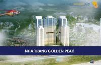 Bán căn hộ dự án golden peak nha trang