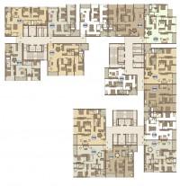 Bán chung cư mandarin garden hoàng minh giám, căn hộ 3pn, diện tích 130m2
