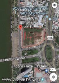 Bán đất 327-331 trần hưng đạo, quận sơn trà, thành phố đà nẵng
