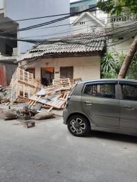 Bán đất mặt ngõ 12 phố đào tấn, ba đình, 2 ô tô tránh, 70m2 mặt tiền 6,1m