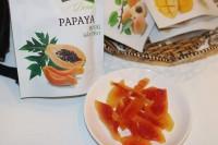 Bán đu đủ sấy dẻo lương gia ( dried papaya) tại hà nội