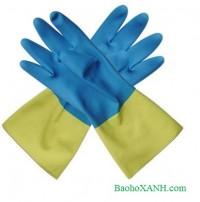 Bán găng tay cao su chống acid malaysia tại bạc liêu