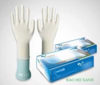 Bán găng tay cao su tự nhiên không có bột - gps0012 tại ba vì