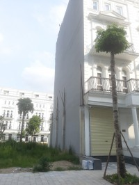 Bán lô liền kề louis ii khu đô thị louis city đại mỗ 105m2 sau nhà là công viên
