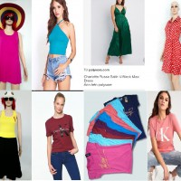 Bán nguyên lô giá cực rẻ,áo kiểu,áo đầm thời trang sành điệu cho các shop