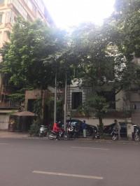 Bán nhà lô góc mặt phố nguyễn du, hai bà trưng, 397m2, mặt tiền 19m