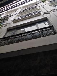 Bán nhà mặt ngõ nguyễn đình hoàn, cầu giấy, 5 tầng mới, giá 4,8 tỷ