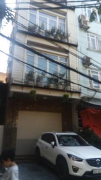 Bán nhà mặt phố mới đại cồ việt, hai bà trung, phố kd đa dạng, 50m2 x 5 tầng