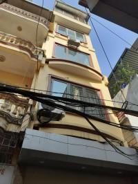 Bán nhà phố kinh doanh đủ kiểu, thái thịnh 1, đống đa, 53m2 x 5 tầng, giá 160tr/