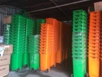 Bán thùng rác 120 lít giá rẻ tại bình dương
