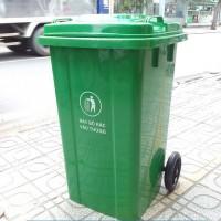 Bán thùng rác công cộng, thùng rác 240l, 120l và 660l giá tốt .