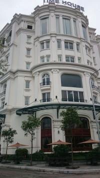 Bán tòa nhà 3 mặt tiền phố trần thái tông, cầu giấy, 837m2 x 10 tầng
