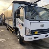 Bán xe tải faw 7t3 máy hyundai 2017