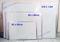 Bảng viết bút lông 80 x 120cm