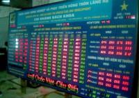 Bảng lãi suất điện tử led tại ngân hàng