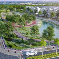 Bất động sản new city phố nối