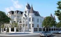 Biệt thự lâu đài the lotus center phong cách hoàng gia