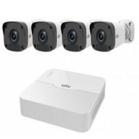 Bộ kit 4 camera full hd dạng thân