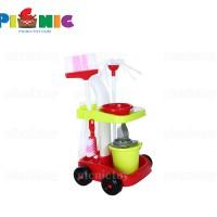 Bộ đồ chơi dụng cụ làm vệ sinh nhà