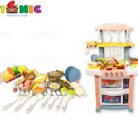 Bộ đồ chơi nhà bếp happy little chef với xửng hấp dimsum