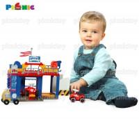 Bộ ráp hình gara sửa xe của big bobby