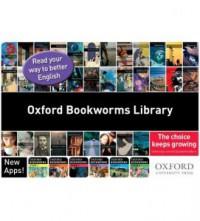 """Bộ sách """"oxford bookworms library"""" gồm 6 cấp độ"""