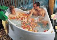 Bồn sục spa -massage đôi nhập khẩu