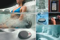 Bồn sục spa -massage tập thể jacuzzi