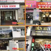 Các cửa hàng bán đèn trang trí – chiếu sáng ở quận hà đông