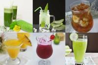 Các loại nước uống giúp giải nhiệt cơ thể tốt nhất